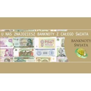 Numizmatyka - Banknoty Świata Jacek Fiuk